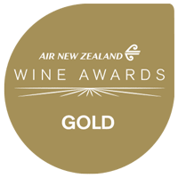 Air New Zealand Wine Awards - Gold