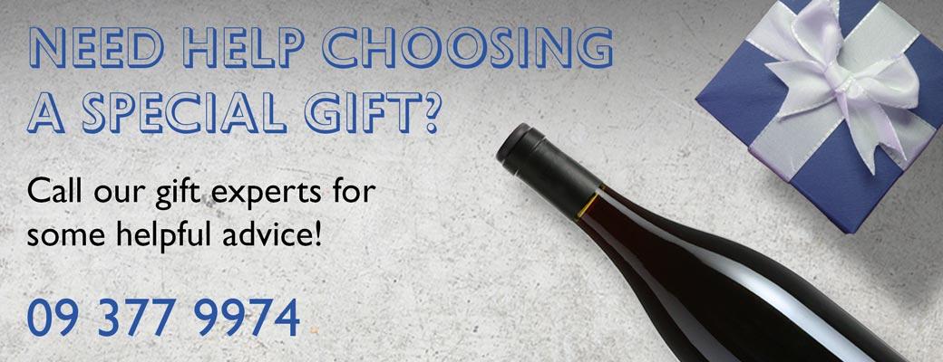 Need help choosing a gift? Call us on 09 377 9974